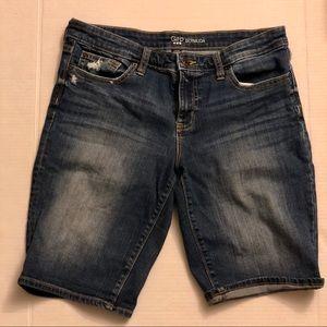 GAP Bermuda Denim Shorts